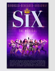 SIX Window Card - Broadway