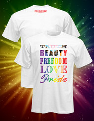 Moulin Rouge! the Musical Pride T-Shirt - Relaxed Fit