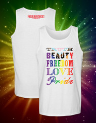 Moulin Rouge! the Musical Pride Tank Top