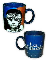Les Miserables US Tour Ceramic Mug
