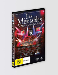 Les Miserables Broadway - In Concert 25th Anniversary DVD