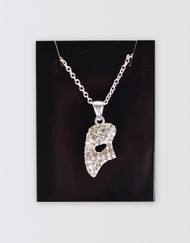 The Phantom of the Opera Broadway Rhinestone Necklace
