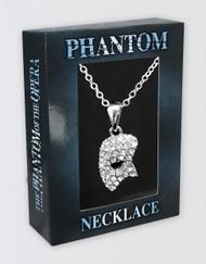 The Phantom of the Opera Broadway Rhinestone Necklace