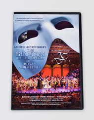 The Phantom of the Opera 25th Anniversary DVD Live at the Royal Albert Hall
