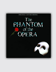 The Phantom of the Opera Broadway Original Cast CD