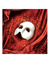 The Phantom of the Opera US Tour Chiffon Scarf