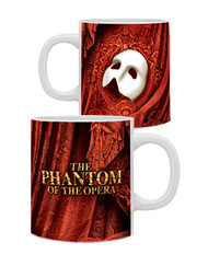 The Phantom of the Opera US Tour Coffee Mug