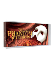 The Phantom of the Opera US Tour  Lucite Magnet