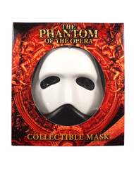The Phantom of the Opera US Tour Ceramic Mask Ornament