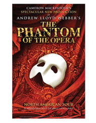 The Phantom of the Opera US Tour Poster