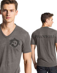 The Phantom of the Opera US Tour Small Crest V-Neck Tee