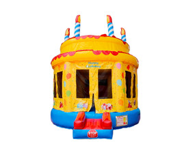 Birthday Cake 15x15