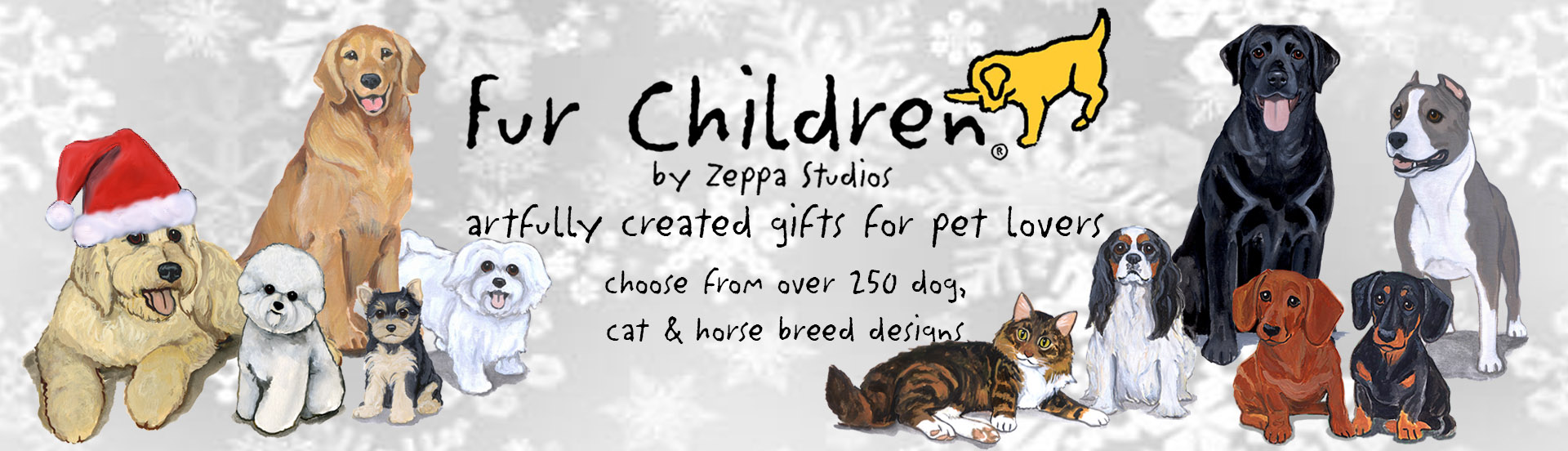 Artfully Created Gifts for Pet Lovers