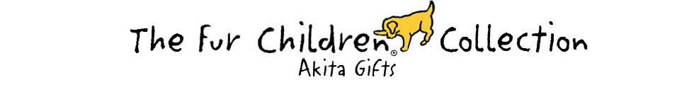 Banner for Fur Children Gifts for Akita Lovers