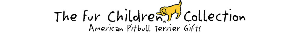 Banner for Fur Children Gifts for American Pit Bull Lovers