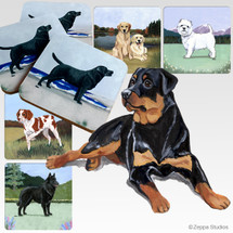 Rottweiler Scenic Coasters