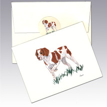 Brittany Note Cards