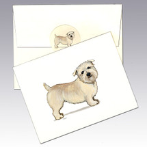 Glen of Imaal Terrier Note Cards