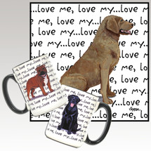 Chesapeake Bay Retriever Love Me Mug