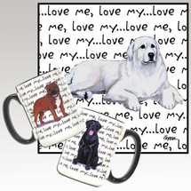 Great Pyrenees Love Me Mug