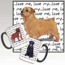 Norfolk Terrier Love Me Mug