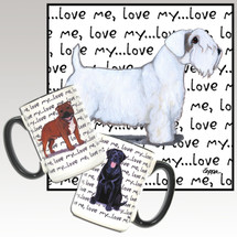 Sealyham Terrier Love Me Mug