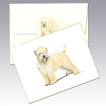 Wheaten Terrier Note Cards