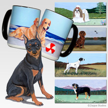 Miniature Pinscher Cutting Board