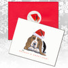Basset Hound Puppy Christmas Cards
