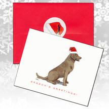 Chesapeake Bay Retriever Christmas Cards