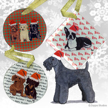 Kerry Blue TerrierOrnament