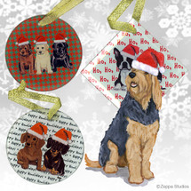 Otterhound Christmas Ornaments