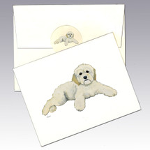 Cockapoo Note Cards