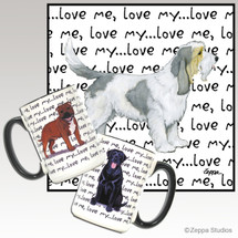 Grand Basset Griffon Vendeen Love Me Mug