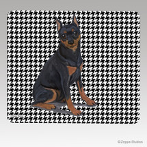 Miniature Pinscher Mouse Pad