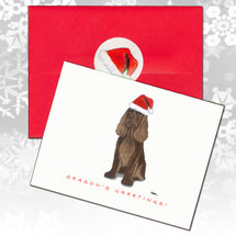 Sussex Spaniel Christmas Cards