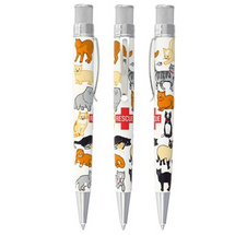 Retro 51 Cat Rescue Pens