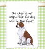 Welsh Springer Spaniel Flour Sack Kitchen Towel