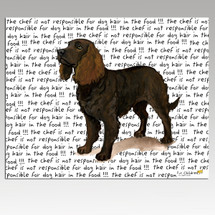 American Water Spaniel Cutting Board