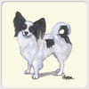Papillon Beverage Coasters