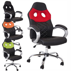 SILVERSTONE SPORT OFFICE CHAIR
