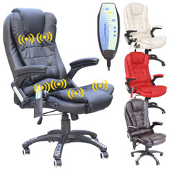 The Rio Massaging Office Chair