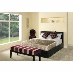 Madrid Ottoman Double Storage Bed