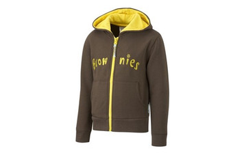 Brownies Full Zip Hoody