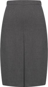 Skirt - Single Pleat - Grey