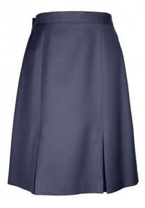 Skirt - 2 Pleat, Navy