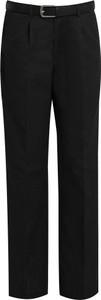 Boys Senior Trouser - Black (Plymouth)
