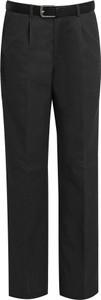 Boys Senior Trouser - Charcoal (Plymouth)
