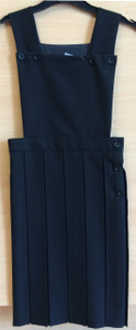 Pinafore - Square Necked - Navy