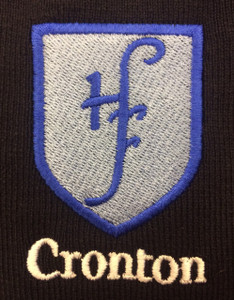 Holy Family Primary School Cronton Widnes Cardigan